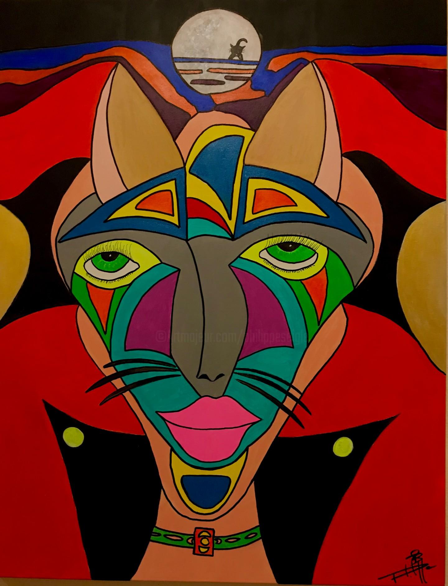 Philippe Seigle - Cats
