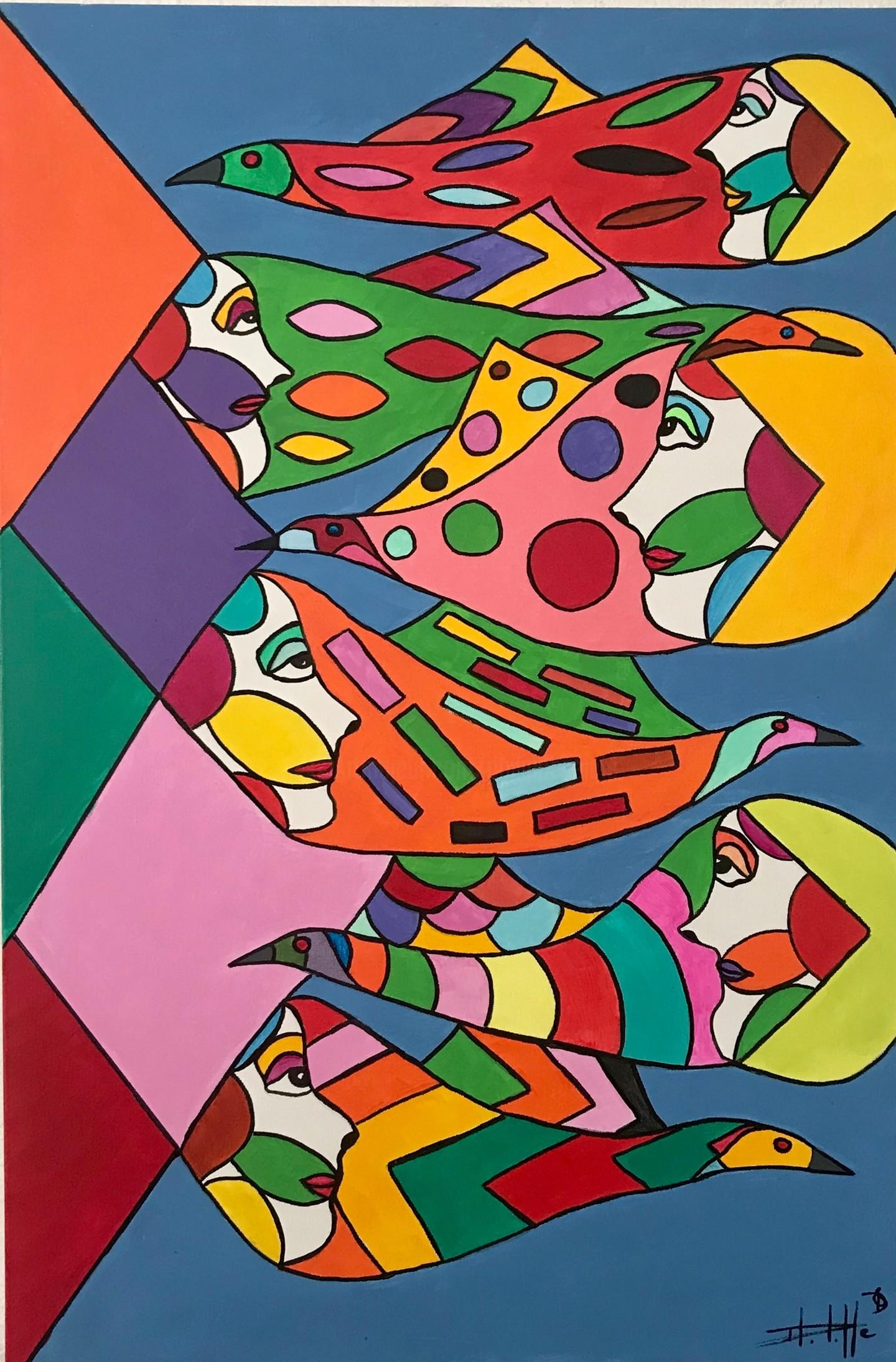 Philippe Seigle - Ladybird