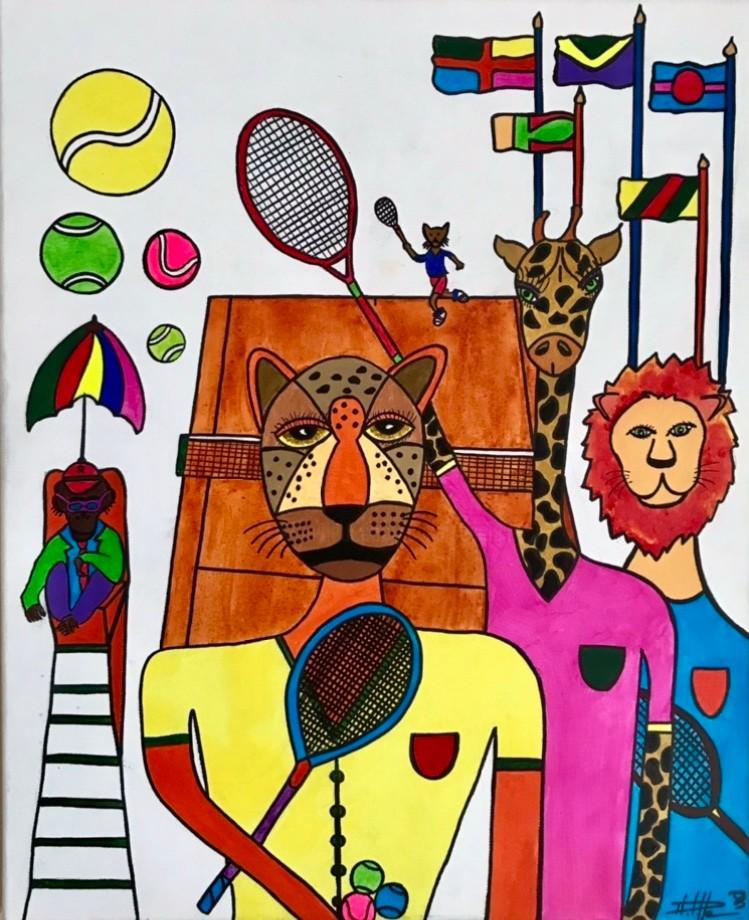 Philippe Seigle - The jungle open