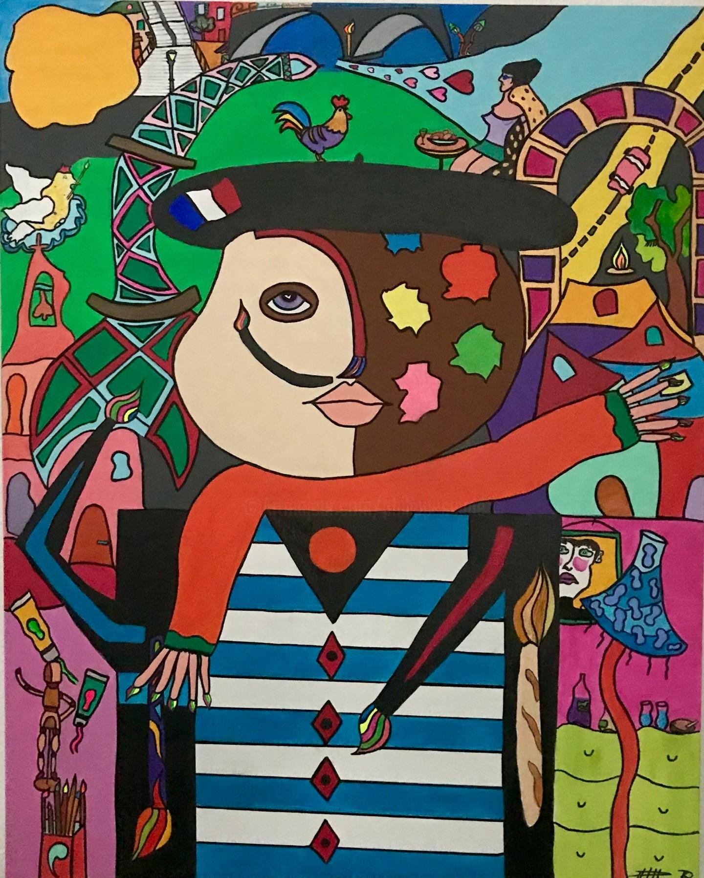 Philippe Seigle - L'Artiste