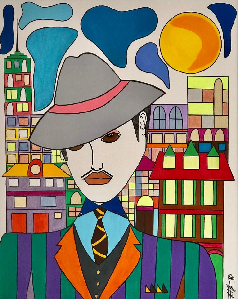 Philippe Seigle - Aldo le new-yorkais