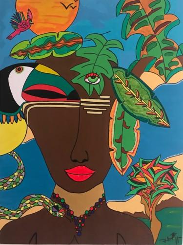 A garota da Amazônia
